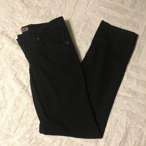 NeoBlue Black Skinny Jeans